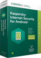 Licence Kaspersky Security Pour ANDROID