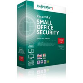 Licence Kaspersky Small Office Serveur + 10 PC