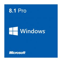 Licence Windows 8.1 Pro OEM 64 Bit (Boite)