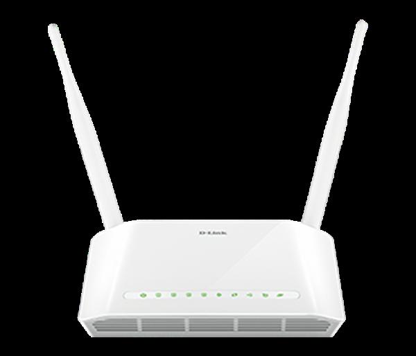 D-Link Modem Wireless Router N300 DSL-2750 + 3G BLANC