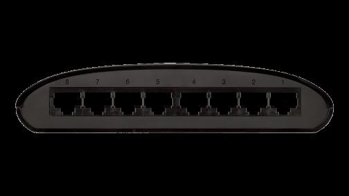 Switch D-Link 8 Ports DES-1008D